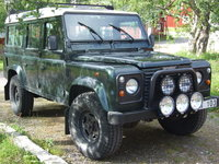 2000 Land Rover Defender Picture Gallery