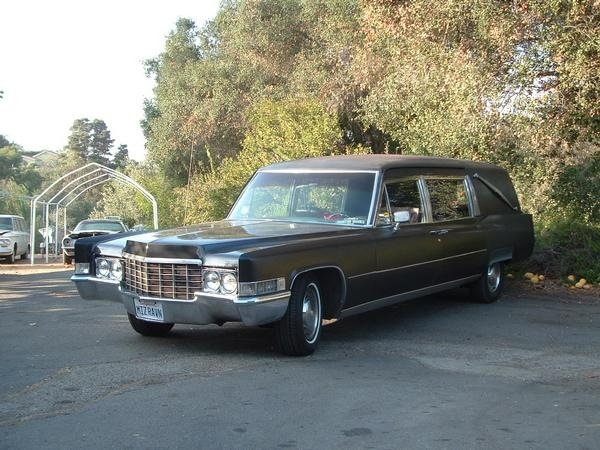 Picture of 1969 Cadillac Fleetwood, exterior, gallery_worthy