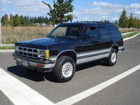 Picture of 1993 Chevrolet S-10 Blazer 4 Dr Tahoe LT 4WD SUV, exterior