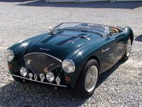 1956 Austin-Healey 100/4 Overview