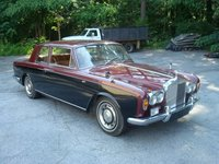 1967 Rolls-Royce Silver Shadow Overview