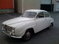 1965 Saab 96 Overview