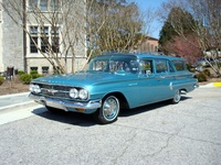 1960 Chevrolet Kingswood Overview