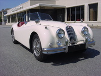 1956 Jaguar XK140 Overview