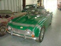 1967 Triumph TR5 Overview