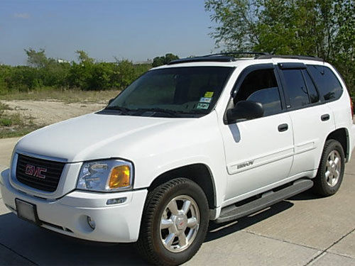 Picture of 2004 GMC Envoy XL SLT, exterior, gallery_worthy
