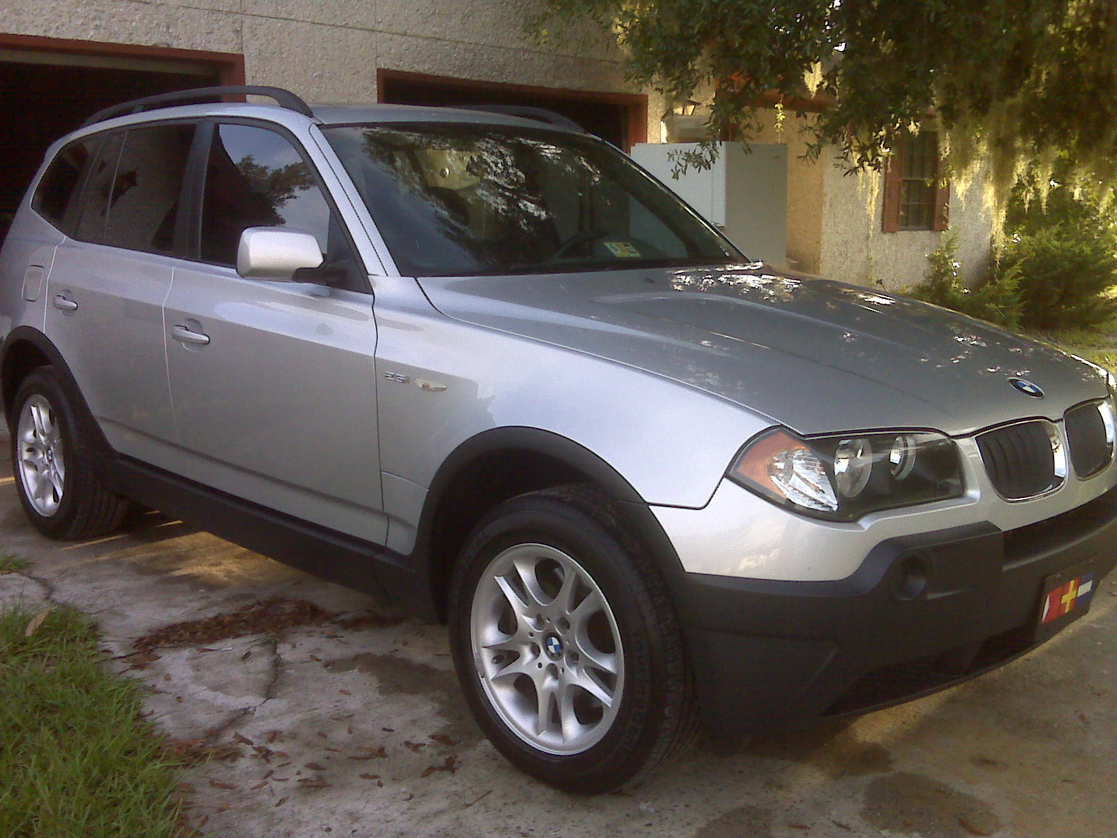 2004 bmw x3 exterior pictures cargurus. Black Bedroom Furniture Sets. Home Design Ideas