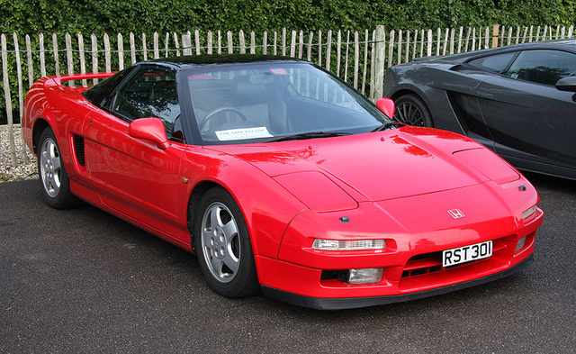 Picture of 1997 Honda NSX