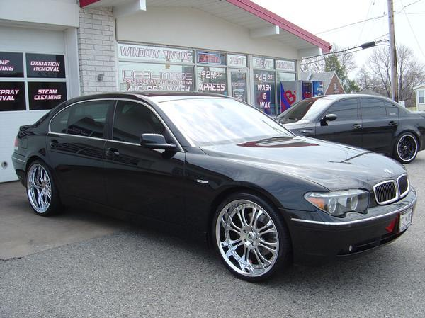 Bmw Li Httpwwwcarguruscars Series Li - 2009 bmw 745li
