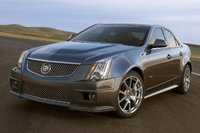 Picture of 2010 Cadillac CTS-V RWD, exterior, gallery_worthy