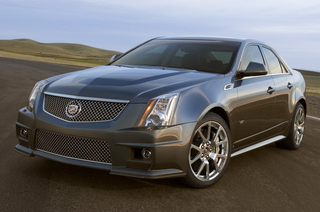 Picture of 2010 Cadillac CTS-V RWD
