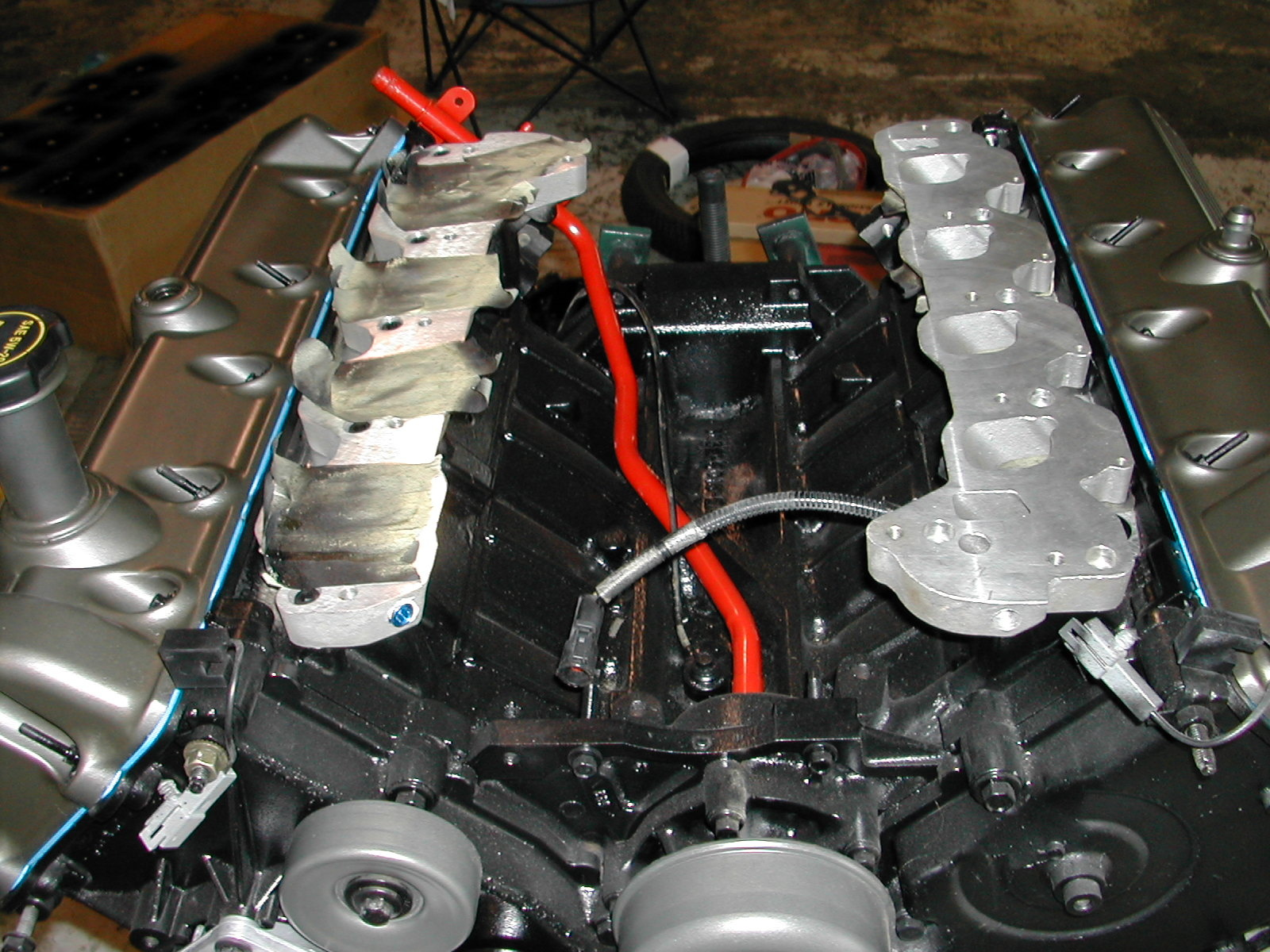 Pic X on 1994 Ford F 150 Lightning Engine Images