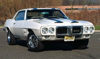 1969 Pontiac Trans Am Overview