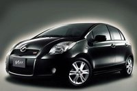 Picture of 2008 Toyota Vitz, exterior, gallery_worthy