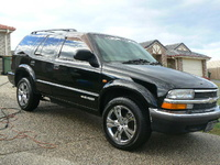 1999 Chevrolet Blazer Overview