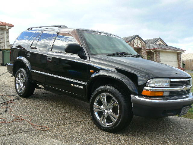 Picture of 1999 Chevrolet Blazer 4 Dr LT 4WD SUV