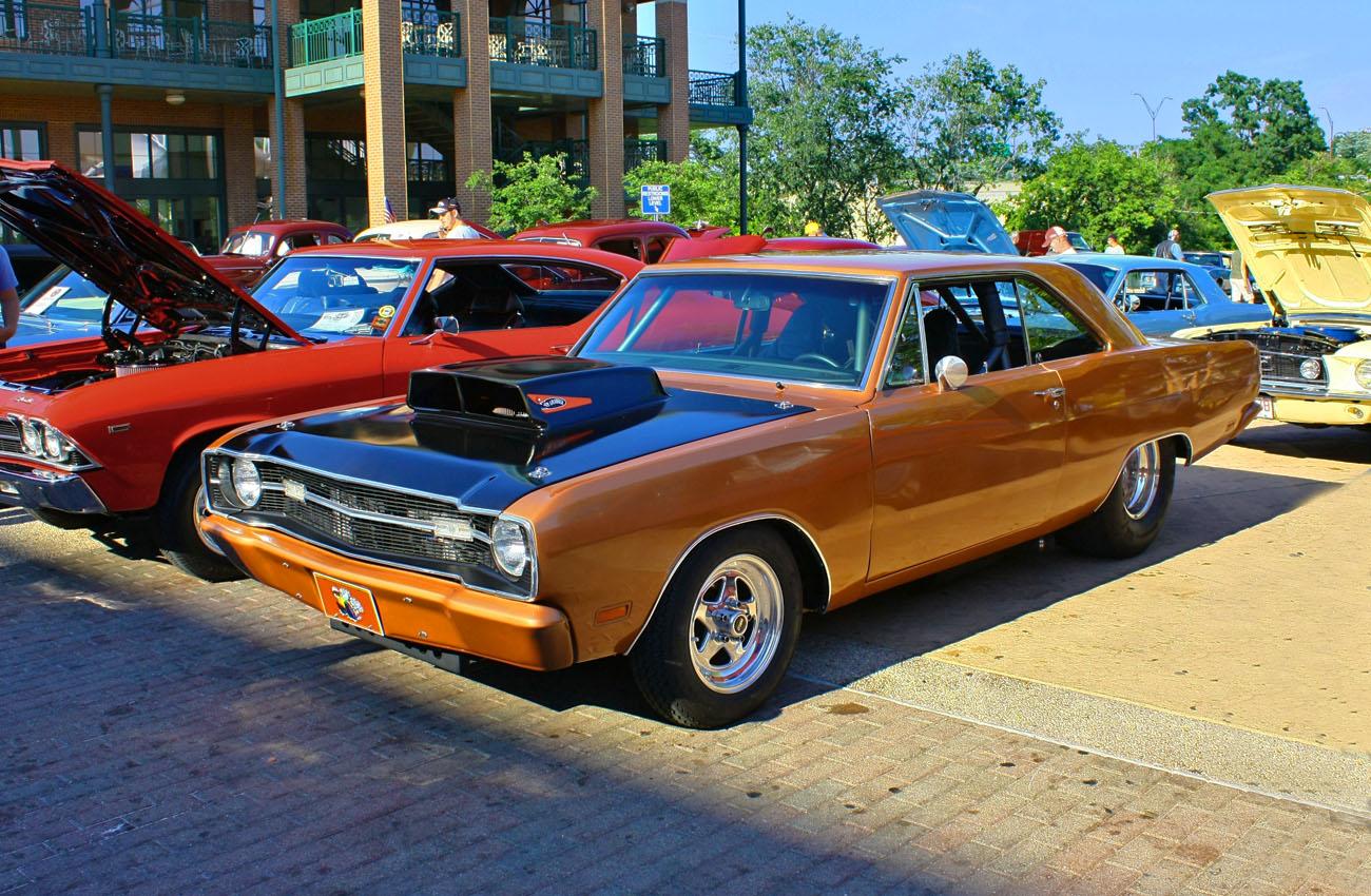 Auto Cars 1969 Dodge Dart