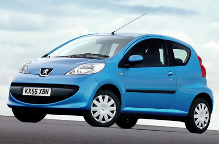 Picture of 2008 Peugeot 107