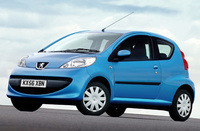 2008 Peugeot 107 Overview