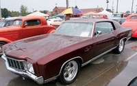 Picture of 1972 Chevrolet Monte Carlo, exterior