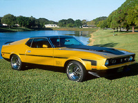 1972 Ford Mustang Overview