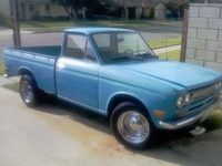 Picture of 1971 Datsun 1200, exterior