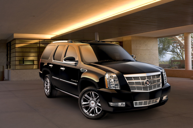 Picture of 2010 Cadillac Escalade ESV