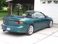 Picture of 1999 Chevrolet Cavalier 2 Dr Z24 Convertible, exterior, gallery_worthy