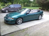 Picture of 1999 Chevrolet Cavalier 2 Dr Z24 Convertible, exterior