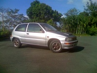 1996 Daihatsu Charade Overview
