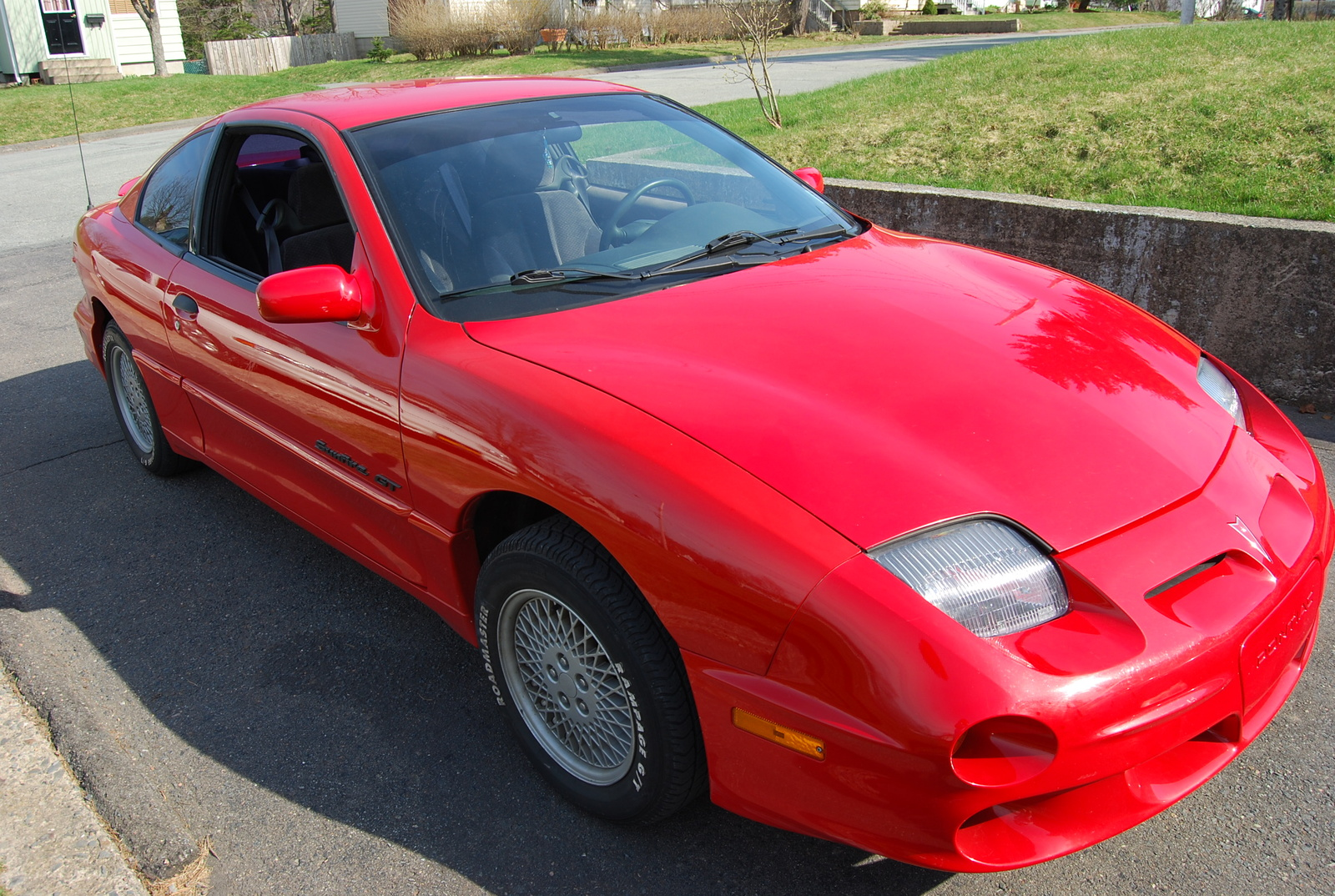 2000 Pontiac Sunfire GT Coupe picture