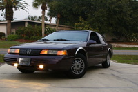 1995 Mercury Cougar 2 Dr XR7 Coupe picture, exterior
