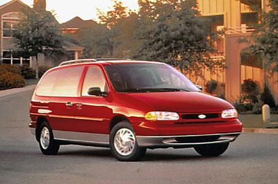 Picture of 1995 Ford Windstar 3 Dr GL Passenger Van (1995.5)