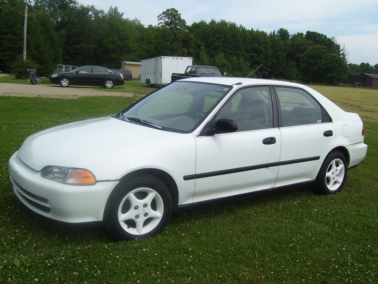 1994 Honda Civic Pictures Cargurus