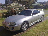 Picture of 1993 Toyota Supra 2 Dr Turbo Hatchback, exterior