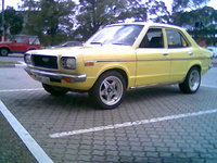1974 Mazda 808 Overview