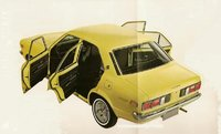 Picture of 1974 Mazda 808, exterior, engine, gallery_worthy