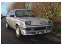 1980 Vauxhall Chevette Overview