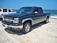 2003 Chevrolet Silverado 1500 LS Ext Cab Short Bed 4WD picture, exterior