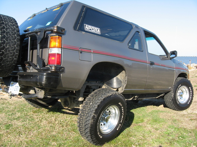 Picture of 1987 Nissan Pathfinder, exterior, gallery_worthy