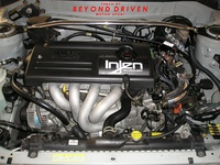 2001 Toyota Corolla S picture, engine