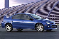 2005 Dodge Neon 4 Dr SXT Sedan picture, exterior