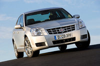 2009 Cadillac BLS Overview