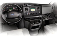 2010 Ford E-Series Wagon, Interior View, interior, manufacturer