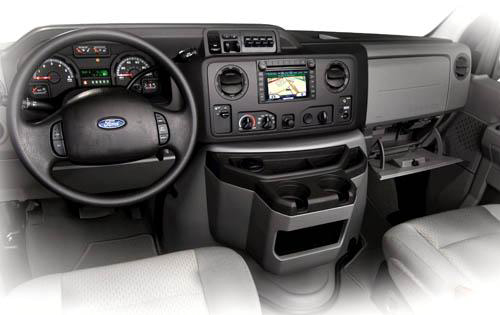 2010 Ford E-Series Passenger