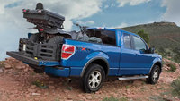 2010 Ford F-150, Back Right Quarter View, exterior, manufacturer