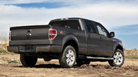 2010 Ford F-150, Back Right Quarter View, manufacturer, exterior