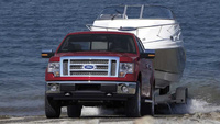 2010 Ford F-150, Front View, exterior, manufacturer