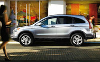 2010 Honda CR-V, Left Side View, exterior, manufacturer, gallery_worthy