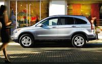 2010 Honda CR-V, Left Side View, manufacturer, exterior